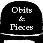 obits and pieces